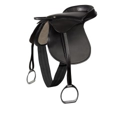 Pony riding pad