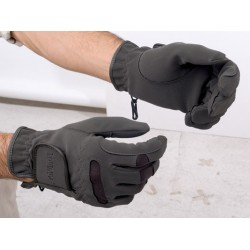 GUANTE MONTAR -ACTION GLOVE- AZUL L
